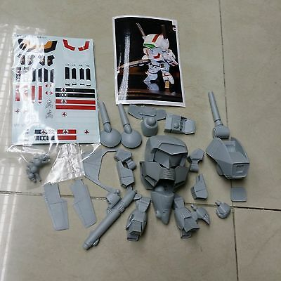 MACROSS ROBOTECH SD VF1J VF1A VALKYRIE RESIN MODELKIT 2 version to build*