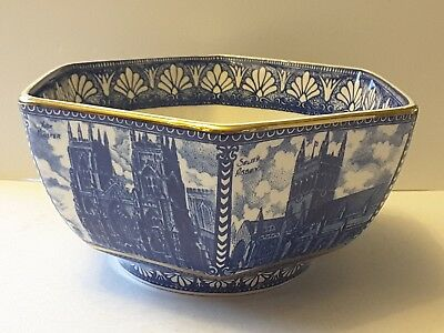 Ringtons Tea Merchants LTD Algernon Road Newcastle on Tyne bowl Made by Wade