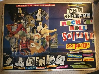 Sex Pistols Great Rock And Roll Swindle