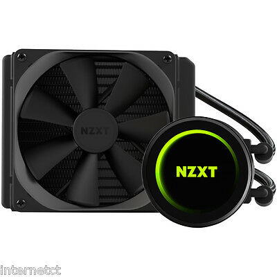 Nzxt Kraken X42 140Mm Aio Rgb Led Liquid Water Cooling Unit - Intel & Amd