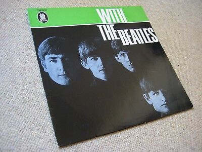 With The Beatles German 3rd Press 1969 Odeon LP
