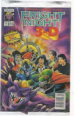 Fright Night 3-D Special #1 (Jun 1992, Now) VERY FINE- NEAR MINT / SEALED