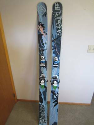 Skis All-Mountain Fat-ypus