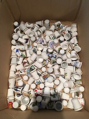 Thimbles Bone China Pottery