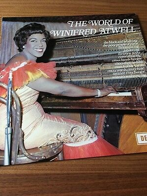 The World Of Winifred Atwell LP