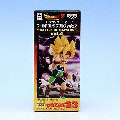 Super Saiyan Badakku DragonBallZ World Collectible figures BATTLE OF SAIYANS F/S