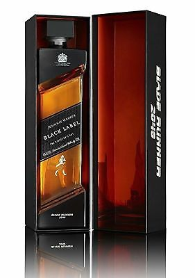 Johnnie Walker Blade Runner 2049 Director's Cut Blended Whisky, SOLD OUT! RARE!