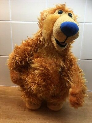 Bear In The Big Blue House Singing Dancing Cha Cha Cha Bear Jim Henson (9)