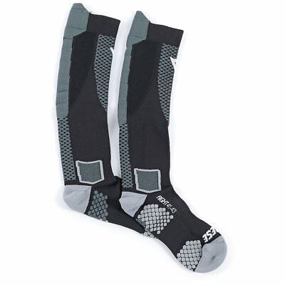 Dainese D-Core High Socks  Black/Anthracite LG