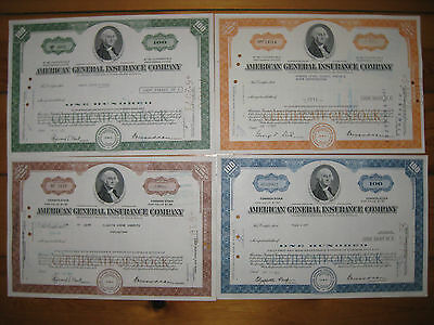 Lot 4 American General Insurance Company