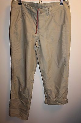 New The North Face W Horizon 2.0 hiking/traveling roll-up pants wom-s size 6 Reg