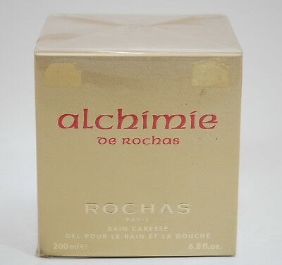 Rochas Alchimie Bath And Shower Gel 200 Ml 2003 Edition