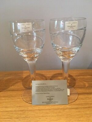 Jasper Conran by Waterford Crystal - Aura Red Wine Glasses (Made in Ireland)