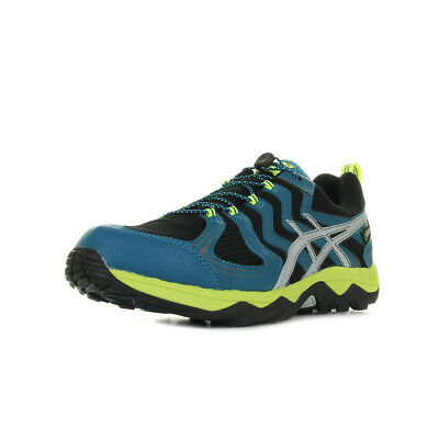 Chaussures Asics homme Gel Fuji Viper 2 Gtx Running taille Noir Noire Textile