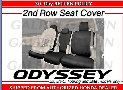 Genuine OEM Honda 2018-2019 Odyssey 2nd Second Row 8 Passenger Seat Cover Covers