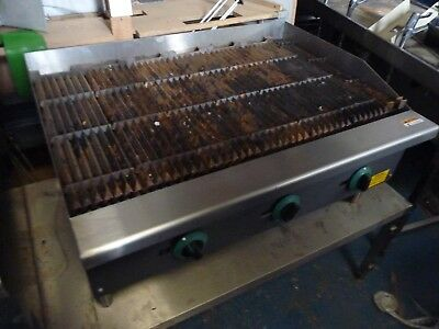Infernus Gas Double Chargrill