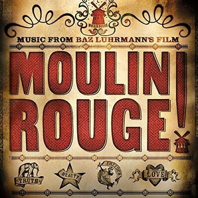 Moulin Rouge (Music From Baz Luhrman's Film) [New Vinyl LP]
