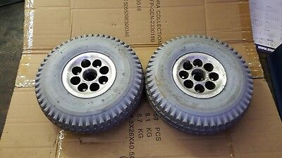 Tga sonet mobility scooter spare parts rear wheels and tyres