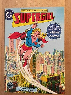 SUPERGIRL - Sagédition - 1983 - NEUF