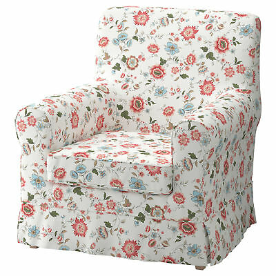 IKEA JENNYLUND Videslund Multicolour (Floral) Cover for Armchair