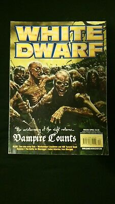 White Dwarf Issue 256