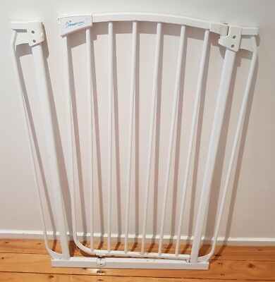 Chelsea Extra-Tall Auto-Close Security Gate - White