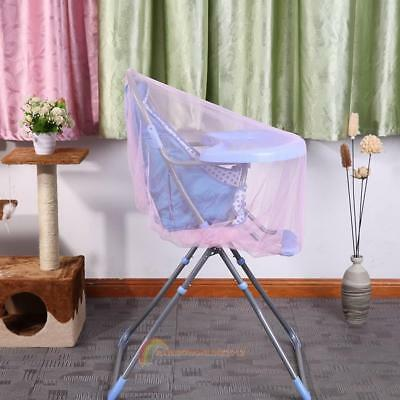 Mosquito Insect Net Protector For Infant Baby Stroller Pushchair Buggy Safe Mesh
