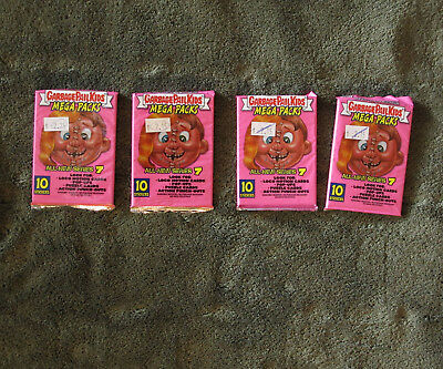 Garbage Pail Kids All New Series 7 Lot of 40 Cards Activity, Loco Motion, Pop-Up