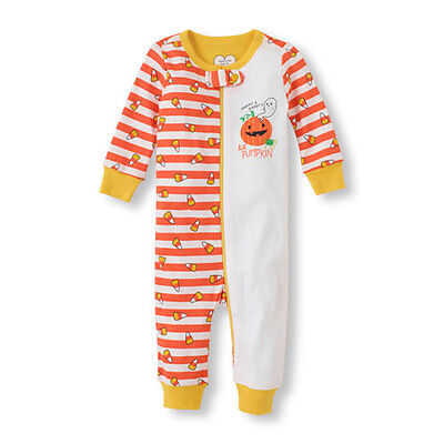 6-9M Baby Boys Girls Halloween Romper One-piece Jumpsuit TCP Clothes Outfit NWT