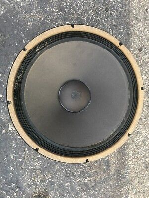 ALTEC 416-16z SINGLE WOOFER EXCLNT