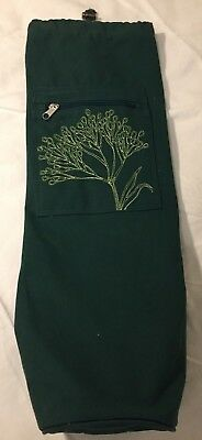 Gaiam Yoga Mat Bag Tree of Wisdom Design