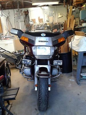 1984 Honda Gold Wing  1984 Honda Goldwing 1200 interstate
