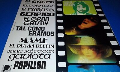 Bso: The Sting, Papillon, The Way We Were, The Exorcist, Serpico...lp
