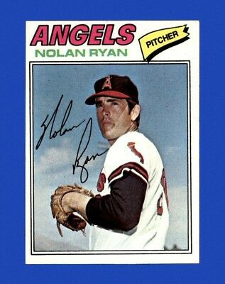 1977 Topps Set Break #650 Nolan Ryan NR-MINT M05905