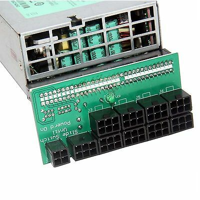 Power Supply Breakout Board Adapter DPS-1200FB/QB PCI-E 4-pin 6-pin grafikkarte