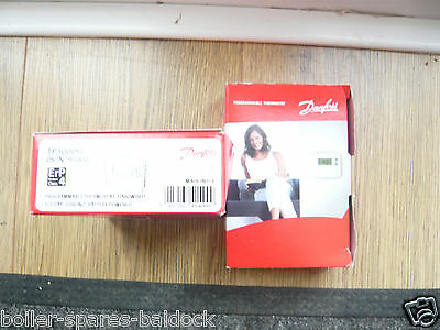 Danfoss Tp5000Si Programmable Thermostat 5/2 Day Hard Wired 087N791000