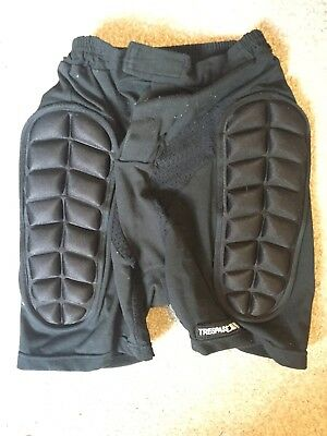 Snowboard trespass Impact Shorts