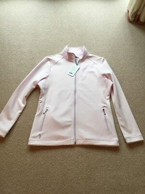 Glenmuir ladies Golf Windtop NEW Size 14-16 Colour Hyacinth