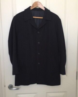 mens Cashmere Wool Jacket