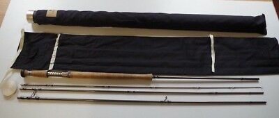 Hardy Zenith 13ft6 # 8 Line 4 Piece two handed fly rod - USED