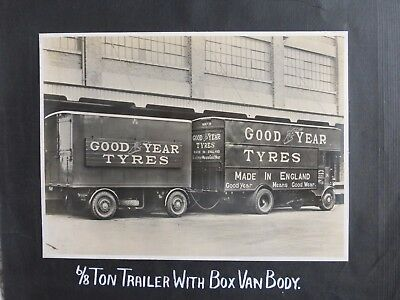 Old Lorries, memorabilia   original photographs