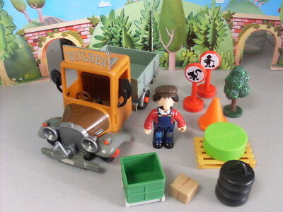 Postman Pat Series  One Ted Glen Lorry And Figure  #4