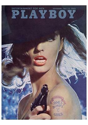 Playboy Magazines Complete 60s on 2 Printed DVDs GREAT ARTICLES & PHOTOS