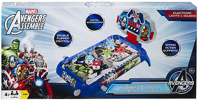"""Sambro Avengers Super Pinball """"Perfect toy for any fan of the avengers"""""""