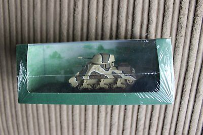 Unopened 1:72 Atlas Editions Ultimate Tank Collection M3 Grant