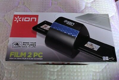 ION - Film 2 pc - New in box