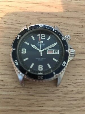 Orient Mako For Parts Or Repair