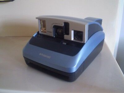 Vintage Polaroid One 600 Instant Film Camera - Tested and Works Great.!!!