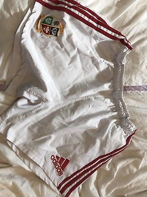 British Lions Rugby Shorts