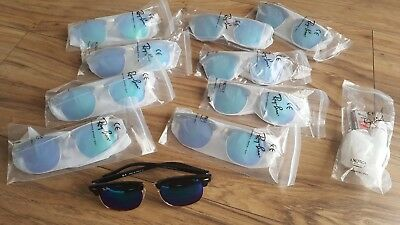 X10 PAIRS Designer Sunglasses BNWT Job Lot Car Boot DOUBLE YOUR £ ☆☆see photos☆☆